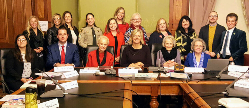 Iowa Network Against Human Trafficking and Slavery Board of Directors