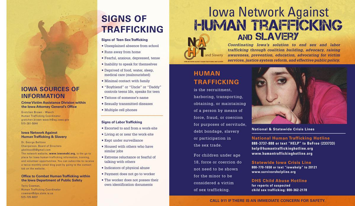 NAHT Brochure Page 1