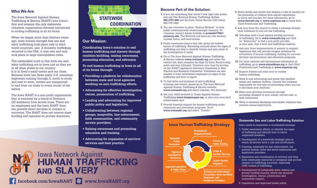 NAHT Brochure Page 2