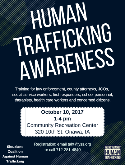 Human Trafficking Task Force Monthly Meeting | Network