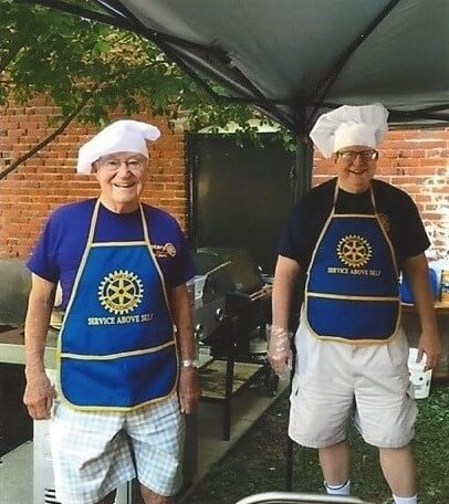 Rotary Cook Out