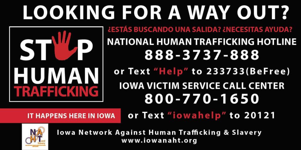 Iowa Rescue Sticker
