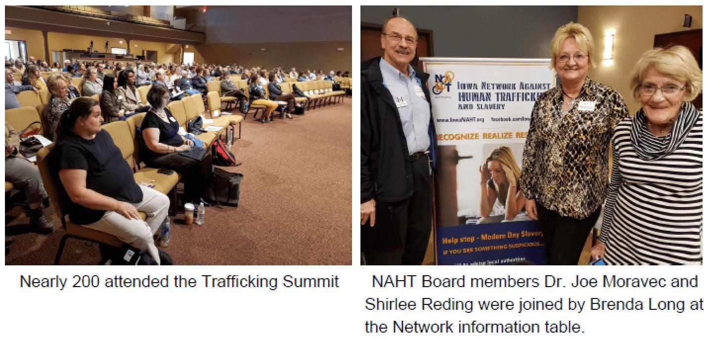 Anti-Human Trafficking Summit Pictures